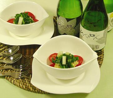 香味野菜の薬膳仕立て