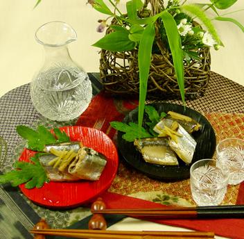秋刀魚のトロトロ煮
